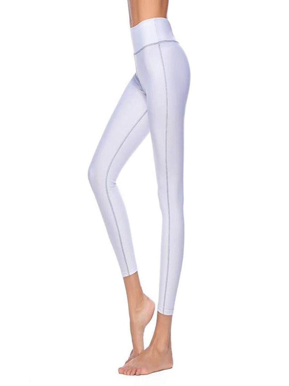 d37dab12b6259 OCASHI Women Hight Waist Yoga Fitness Leggings, Pure Running Gym Stretch  Sports Capris Pants Non