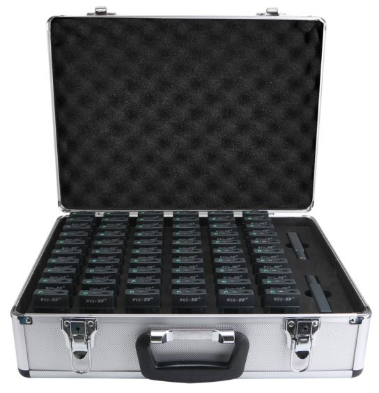 अनुवाद डिवाइस व्याख्या प्रणाली वायरलेस टूर गाइड उपकरणों