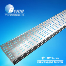 Overhead Cable Tray Price List Available From Besca Supplier