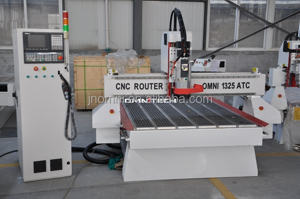 ATC cnc router with 9.0kw HSD spindle 1325C wood/plywood/acrylic