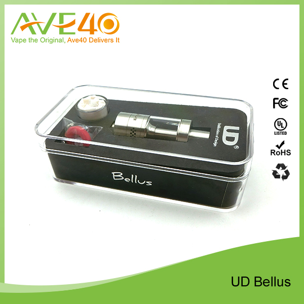 UD original brand Bellus RTA ,with 32 air holes on side ,adopt RDT airflow structure design .no leak and each assemble