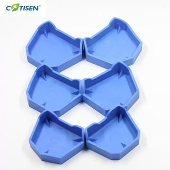 Dental Mold Plaster Base Denture Tray Dental Lab Former Base Kit Oral Care  Hygiene - Buy Dental Model Base,Impression Tray Base,Dental Impression Tray
