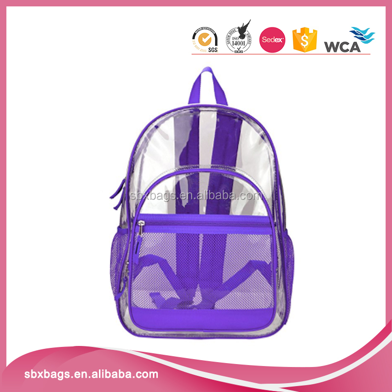 Transparent School Bag, Transparent School Bag Suppliers and ...