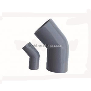 Pipe Fittings Butt Weld PVC Elbow