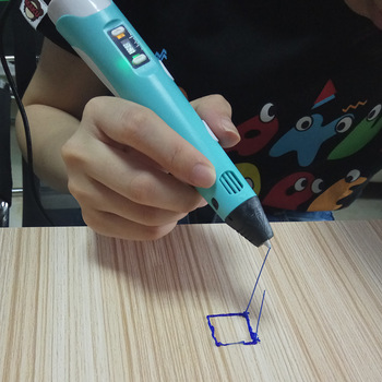 2017 sales service provided dewang New UV 3d printers pen for pen logo printing
