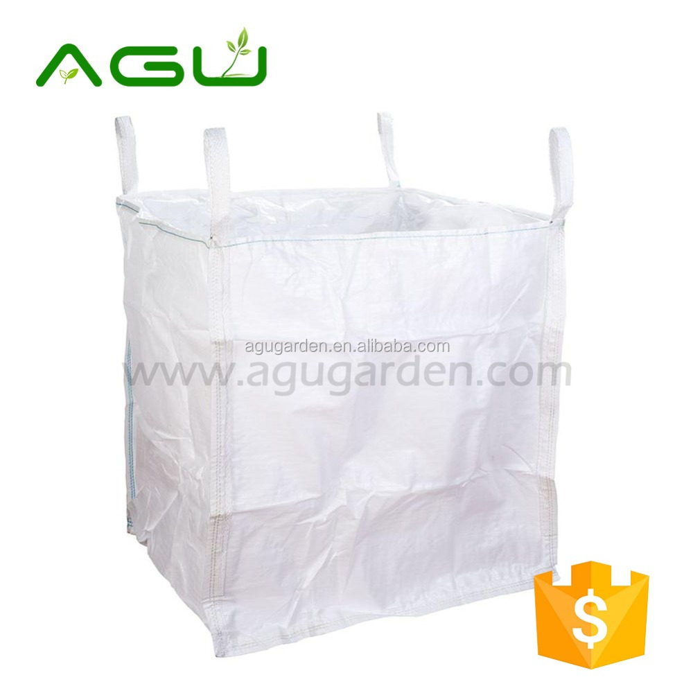 Factory Wholesale 100% pp woven jumbo bags 1000 kg big bag FIBC Container bags