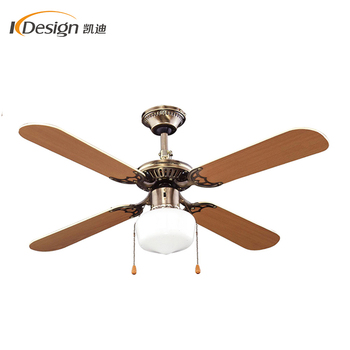 Ac Motor China Ceiling Fan Light Copper