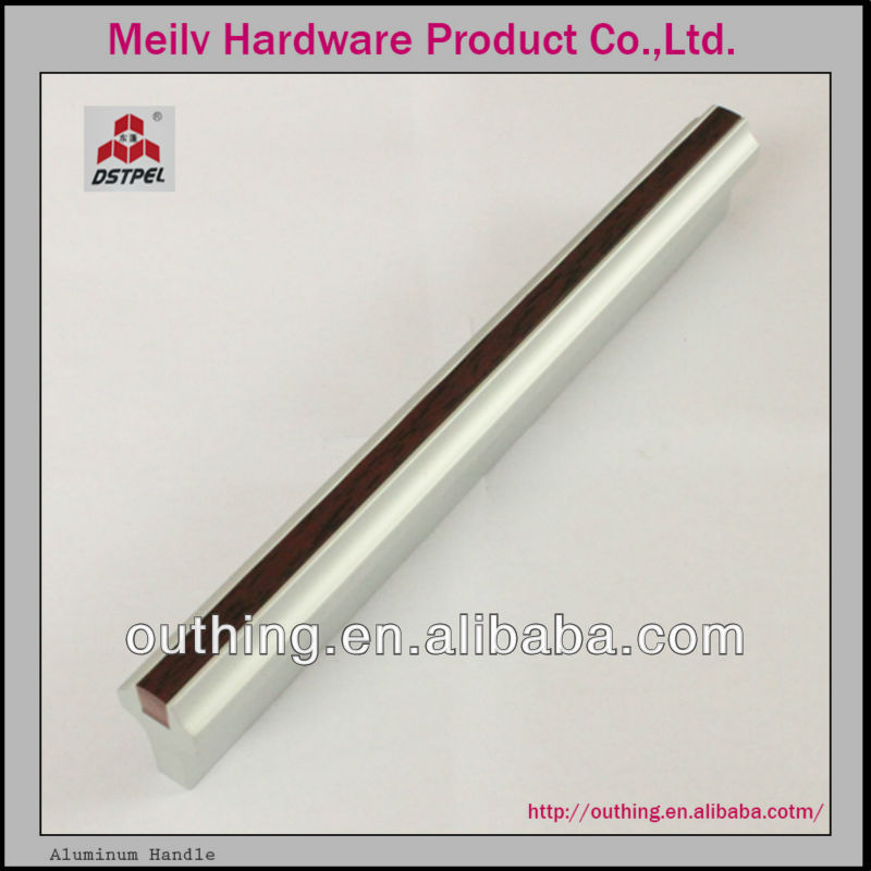 Made in Foshan cabinet kitchen brass line Wood Furniture Handle