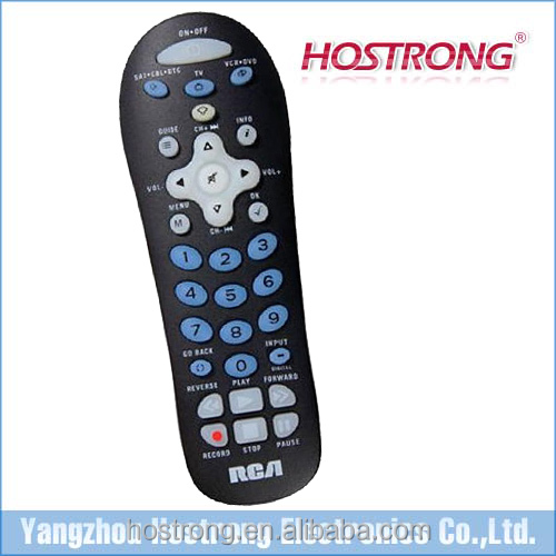 ORIGINAL QUALITY RCA 3-Device Universal Remote Control RCR311BR for TV/Satellite/cable/DVD/VCR