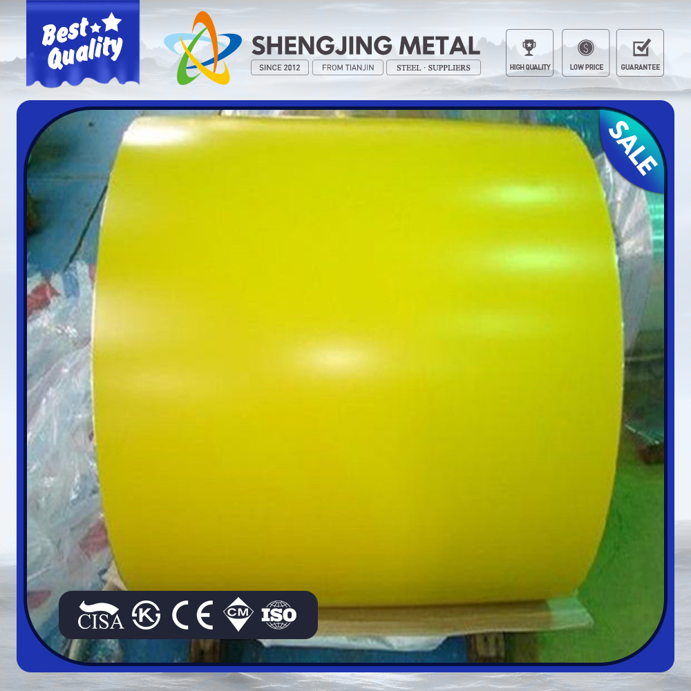 Trade Assurance steel boat build ppgi/color coated steel coil