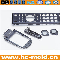 Customized plastic injection molding small plastic part auto parts