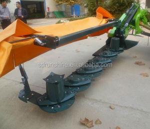 Gear driven RXDM2500 tractor side mower