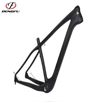 Wholesale Fm191 Custom Painting 26er 17.5 Fat Bicycle Frames Carbon ...