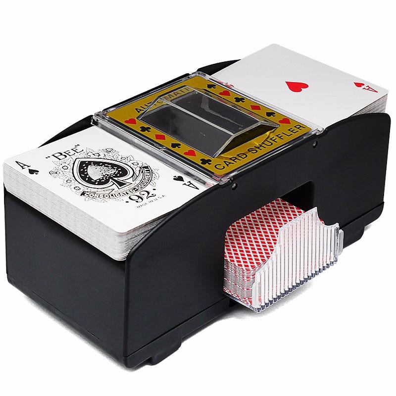 Playing card shuffler online dating 1