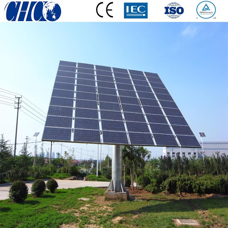 Cheap Price Dual Axis Solar Tracker 1kw To 20kw Warranty 3