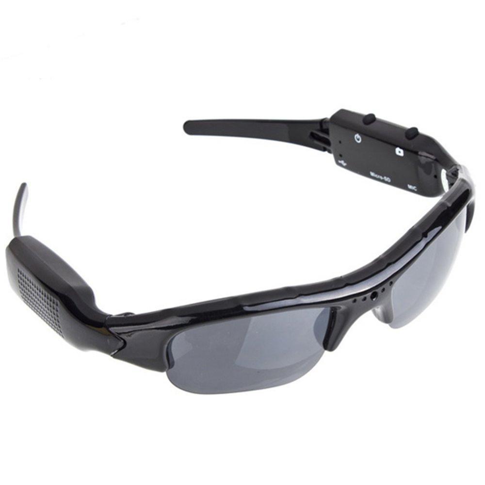 Deporte Gafas De Sol Cámara Oculta Gafas Cámaras Deporte Gafas Espía ...