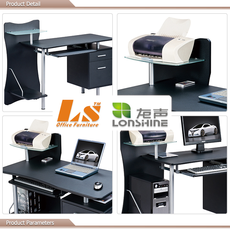 Whole Furniture China Best Quality Computer Desk Table Top High Tech Desks
