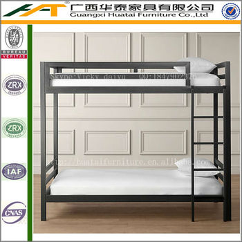 Modern Design Metal Bunk Bed Very Cheap Wrought Iron Bunk Bed