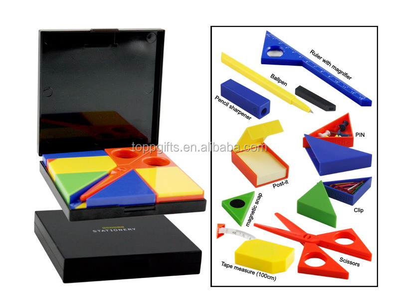 Mini Office Stationery Set,Promotion Gift,Stationery Kit
