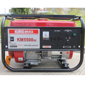 China (Lonfa) KM5500DX 2000W Recoil Start King Max Power Generators