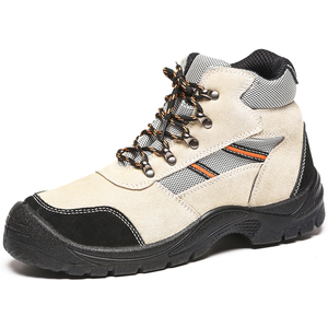 half off a1e3f d4a11 Hot Sale Ultra Light Suede Leather Working Safety Shoes in Saudi Arabia
