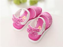 2016 summer hot selling new arrival bow kids sandals children sandals for girls children summer shoes