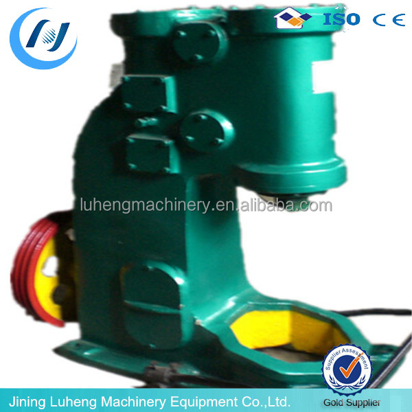 Widely used iron forging 40kg air pneumatic hammer