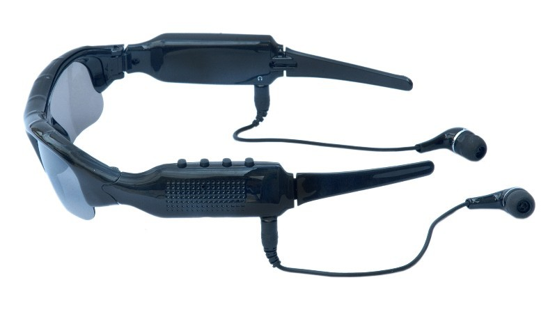 New Patent Design Bluetooth Sunglasses Camera, Bluetooth Sport Sunglasses with Hidden Camera