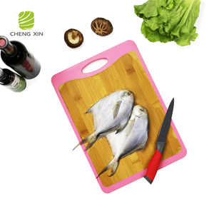 New design Eco-friendly bamboo chopping board new arrival 2018 cooking concepts cutting boards