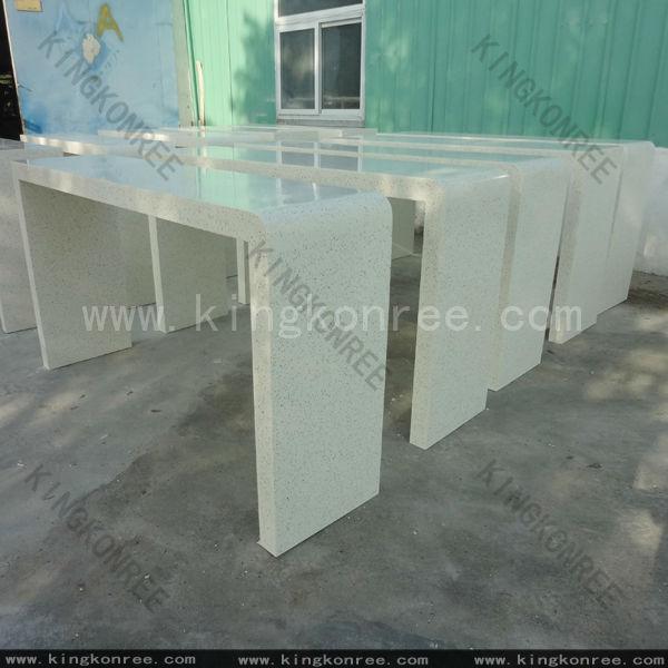 Cultured Marble High Bar Table/tea Table/ Cafe Table   Buy Fossil Marble  Table,Tea Table,High Top Bar Tables Product On Alibaba.com