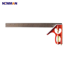 B1104 Dependable Supplier 12 Inch Combination Square Angle Measuring Tool