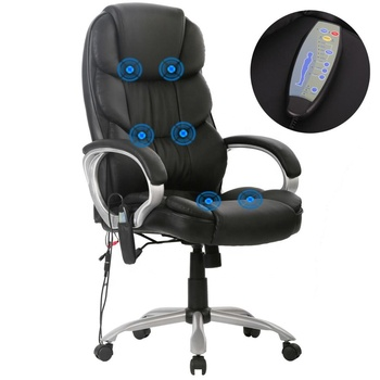 High Quality Cheap Synthetic Leather Swivel Lift office chair massage
