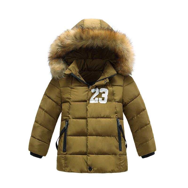 Boys winter coat - ChinaPrices.net