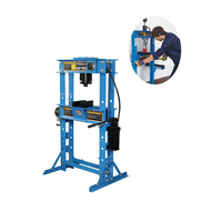 CE ApprovedFactory Best 50 ton Hydraulic Shop Press Power Press Machine for workshop