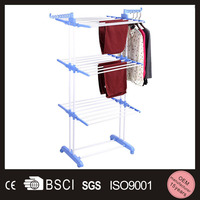 Brand new colorful wardrobe closet clothes rack With Long-term Service