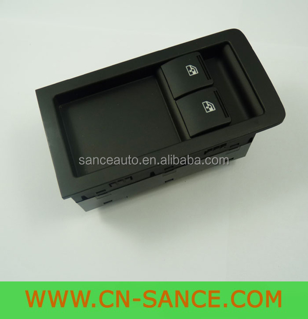 For Holden Commodore iV6 iV 92111644 Master Power Main Window Switch Black 2 Button