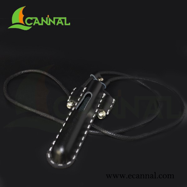 ECANNAL OEM Real Hard Leather Ecig POUCH 8