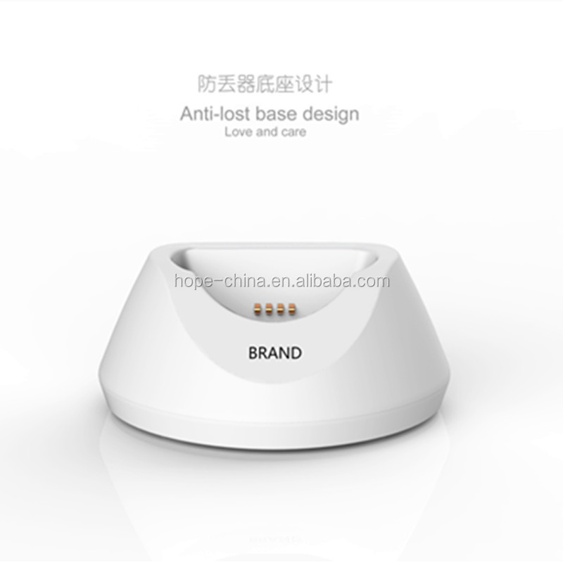 personal gps tracker Anti-lost base charging station