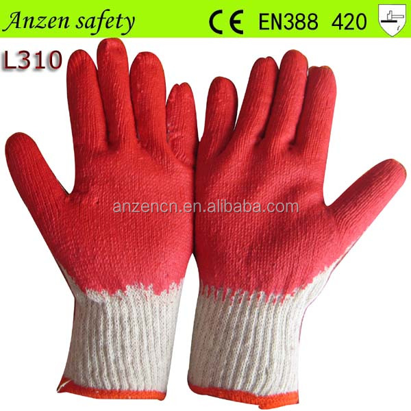 labor insurance latex gloves wholesale latex working glove