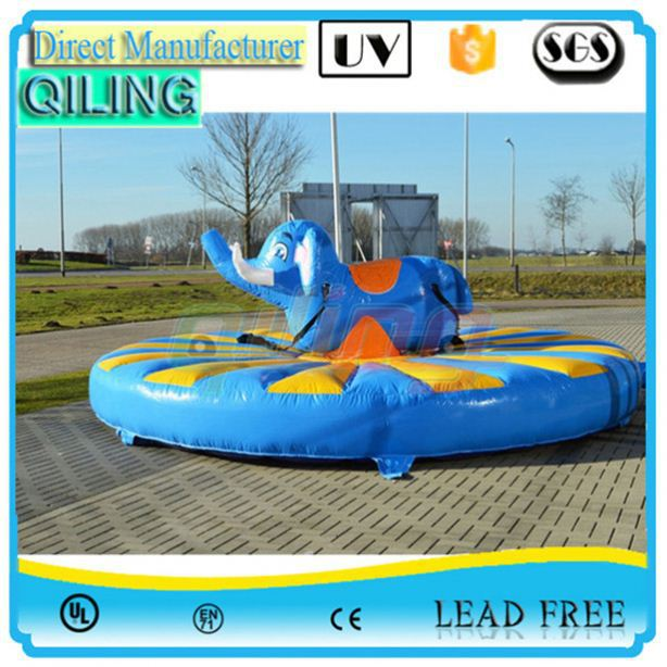 Cheerful sport game inflable juego bull rodeo on sale