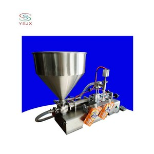 pneumatic nozzle bag filling machine liquid filler for stand up bag