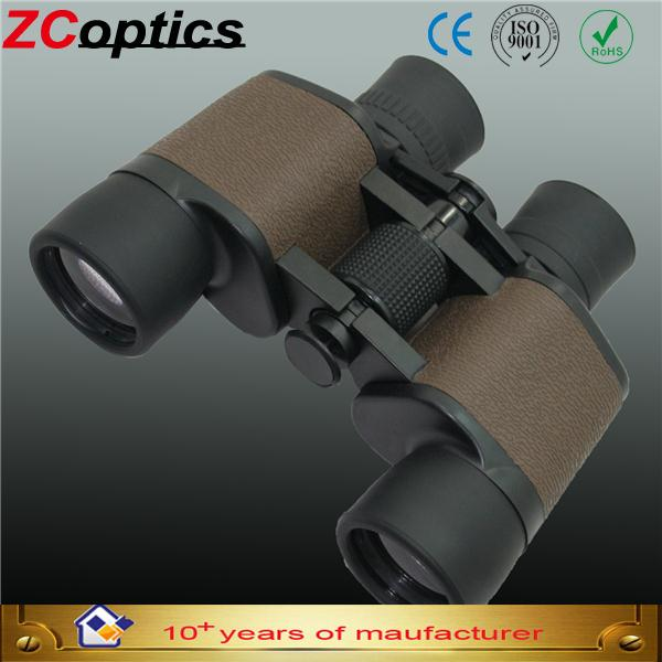 outdoor led screen binoculars for kids 8X50WA mobile phone security stand