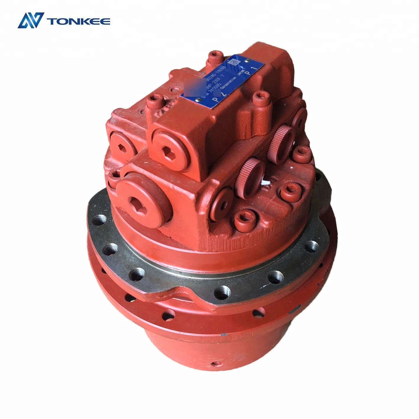 SK27SR-3 travel motor MAG18VP MAG-18VP-230F HYDRAULIC FINAL DRIVE ASSY  SK27 TRAVEL MOTOR ASSEMBLY for KYB
