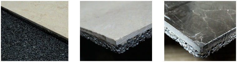 Closed Cell Aluminum Foam Panel for Sound Shielding