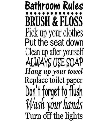 Cheap Bathroom Decal Quotes Find Bathroom Decal Quotes Deals On