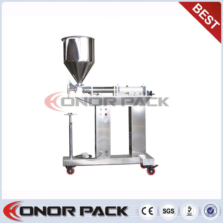 Economic Type Auger Powder Filling Machines