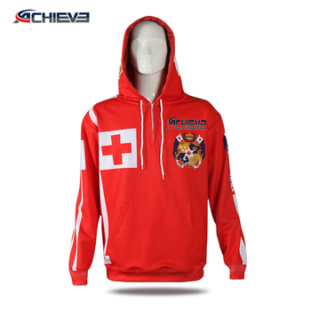 high qualtity Sublimation Hoodie shirt
