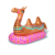 2019 promotion inflatable jumping pool animal toys for kids