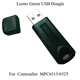 Leetro green USB dongle Laser Cut 5.3 Dongle Co2 Laser Engraving System Controller MPC6515 MPC6525 Free Shipping