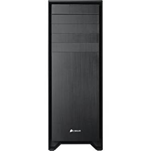 "Corsair Obsidian 900D System Cabinet . Tower . Black . Aluminum, Steel . 13 X Bay . 4 X Fan(S) Installed . Atx, Micro Atx, Eatx, Hptx, Mini Itx Motherboard Supported ""Product Type: Accessories/Computer Casings"""